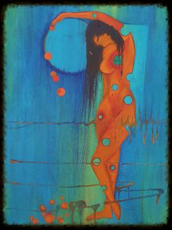 Unpainted dot (Sold)