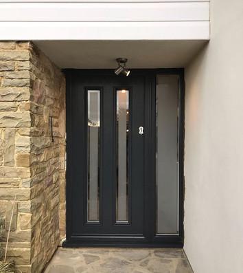 Solidor Composite Door - Italia Range - Venice