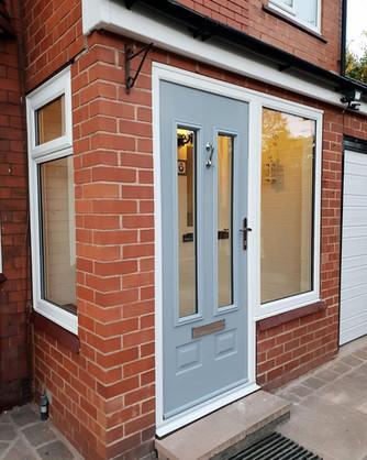 Solidor Composite Door - Traditional Range - Edinburgh