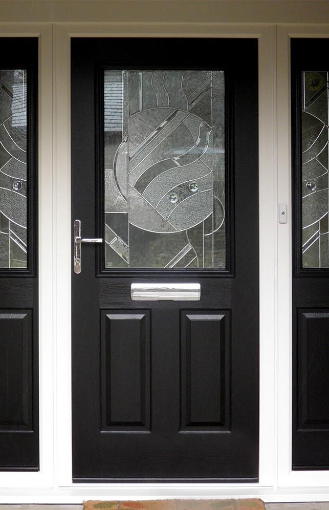 Solidor Beeston Door