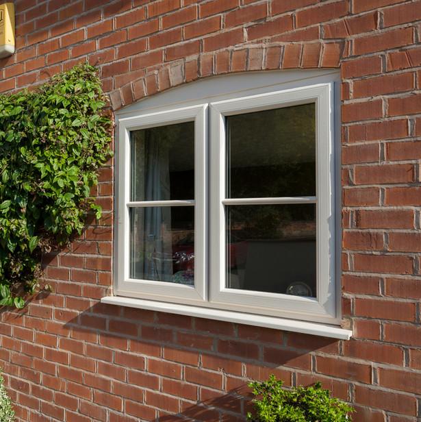 UPVC Double Glazed Casement Window