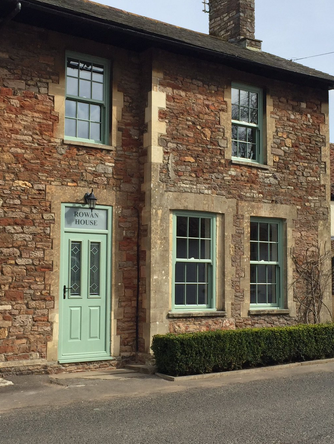 Sash Windows & Composite Door