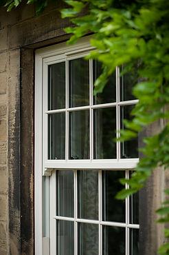 Guiseley UPVC Sliding Sash Window