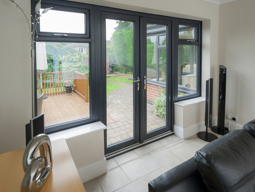 THE RISE OF GREY UPVC WINDOWS