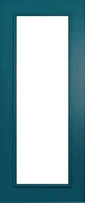 Peacock Blue Glazed