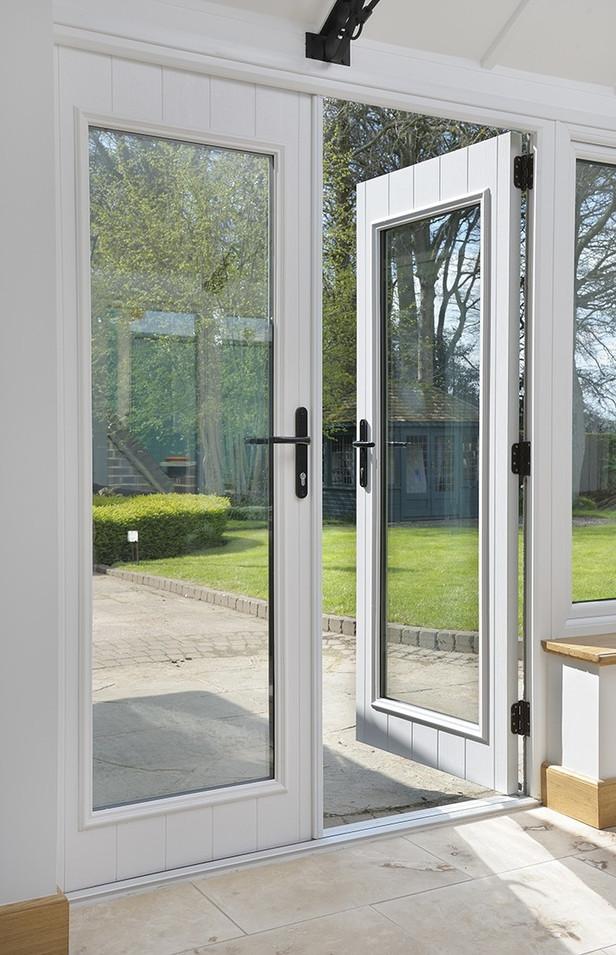 Solidor Composite Door - Italia Range - Biella
