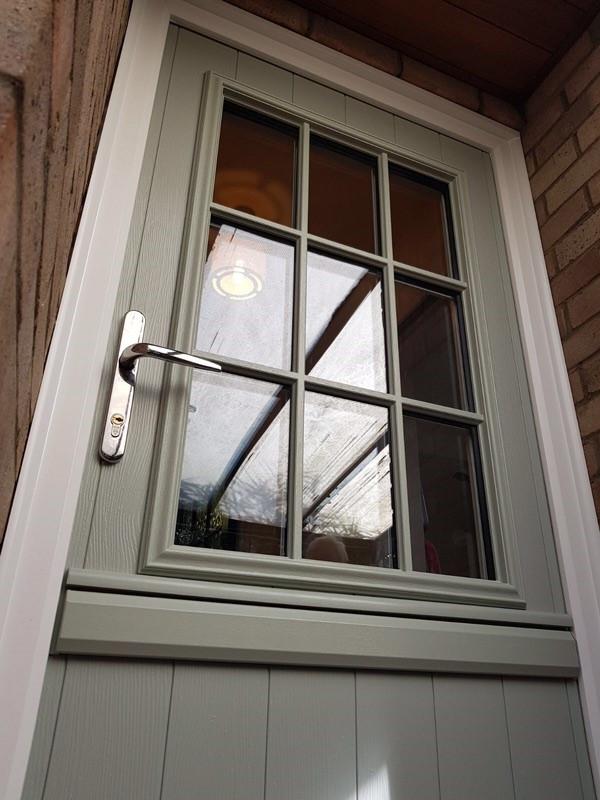 Solidor Stable Door - Flint Beeston Style