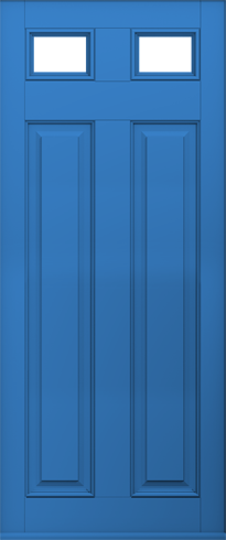 Cobalt Blue Glazed