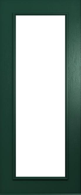 Green Glazed