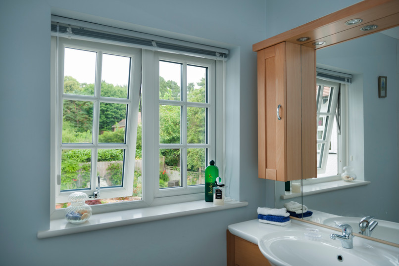 UPVC Double Glazed Casement Windows