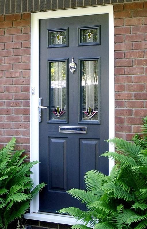 Solidor Composite Door - Traditional Range - Tenby 4