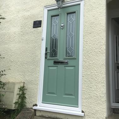 Solidor Composite Door - Traditional Range - Ludlow 2