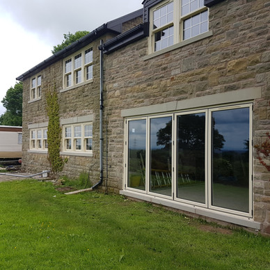 Sliding Sash Windows & Bi Fold Doors