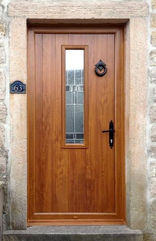 Solidor Flint Composite Door