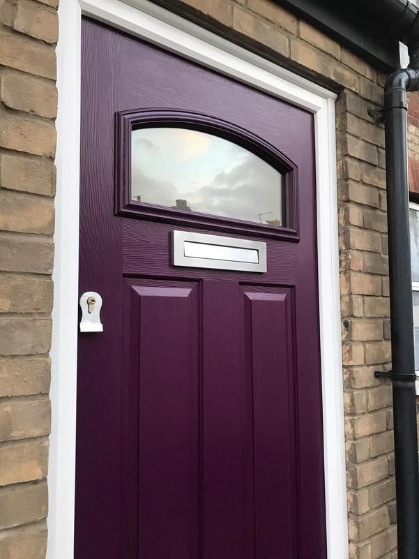 Solidor Composite Door - London Style