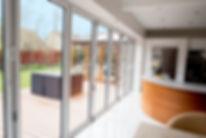 7 Panel Bi Fold Door
