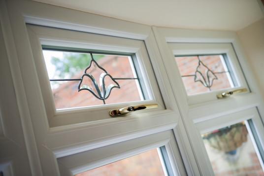 UPVC Double Glazed Casement Windows