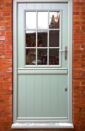 Solidor Composite Stable Door - Flint Beeston