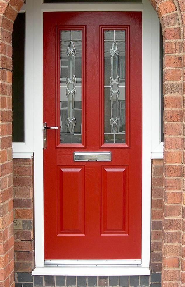 Solidor Composite Door - Traditional Range - Ludlow Solid