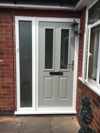Solidor Composite Door - Traditional Range - Ludlow