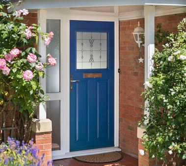 Solidor Composite Door - Traditional Range - Beeston