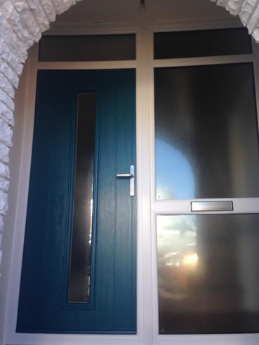 Solidor Composite Door - Italia Range - Amalfi