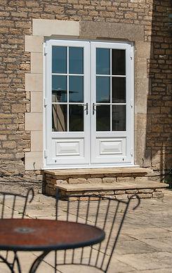 Ilkley UPVC French Doors