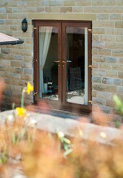 Wakefield UPVC French Doors