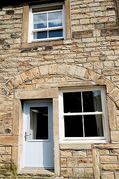 Halifax UPVC Sliding Sash Windows