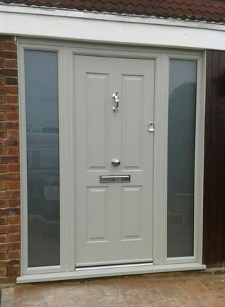 Solidor Composite Door - Ludlow Solid