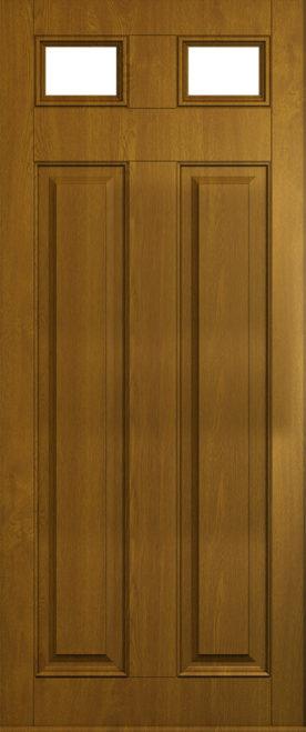 Golden Oak Glazed