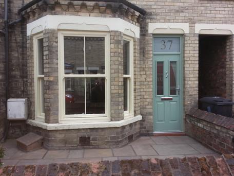 Sliding Sash Windows & Composite Door