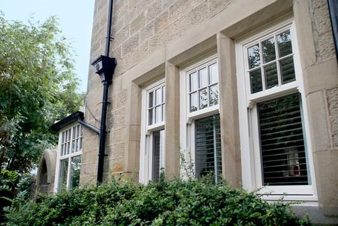 PVC-u Sliding Sash Windows