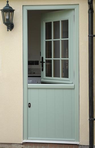 Solidor Composite Door - Tradtional Range - Flint Beeston