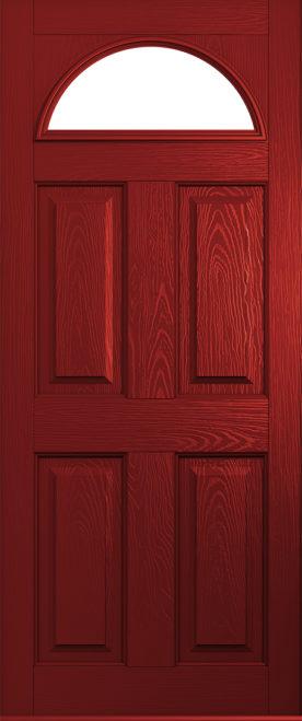 Red Glazed
