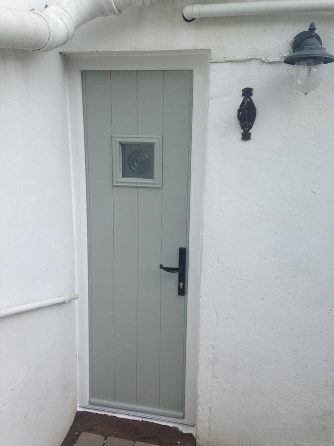 Solidor Composite Door - Flint Square