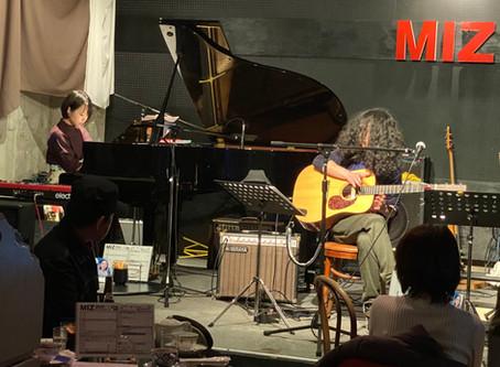 【The Obir Duo】次回ライブは11月8日(日)です
