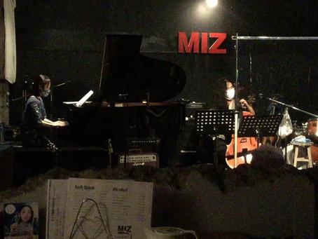 【The Obir Duo】次回ライブは9月27日(日)です