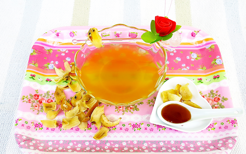 Lily and Honey Soup