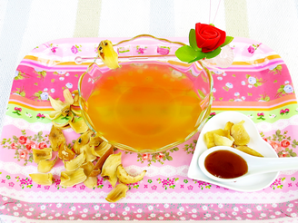 Lily and Honey Soup 百年好合