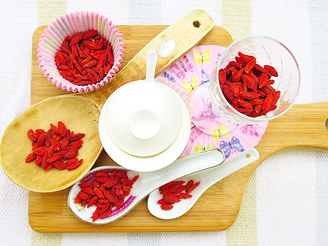 11 different ways to consume wolfberries (Goji berries) 十一种食枸杞子的方式