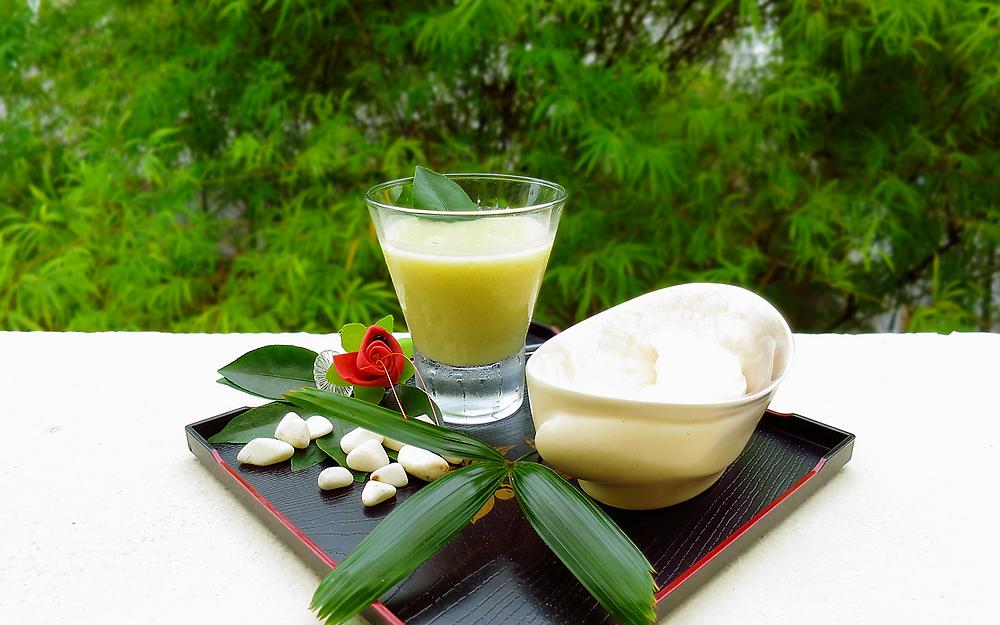 Sugarcane and Chinese Yam Paste