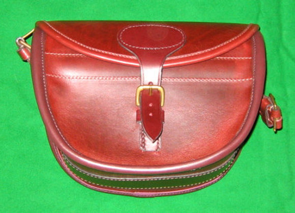 Standard Cartridge bag    Oxblood