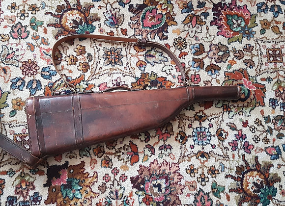 """ Leg O Mutton"" gun case"