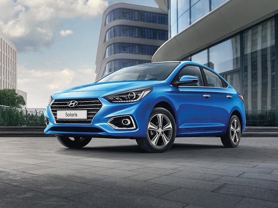 Подобрать/купить Хендай Солярис (Hyundai Solaris)