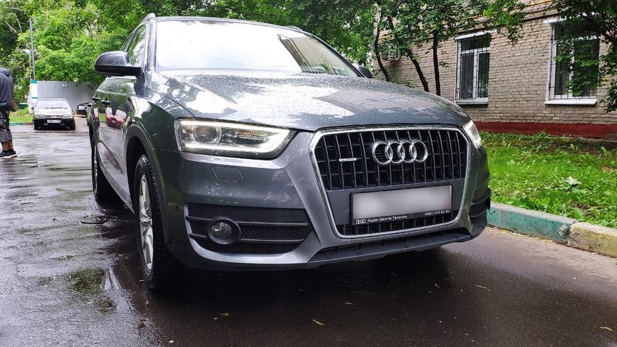 Audi Q3, 2.0 TFSI, 2014