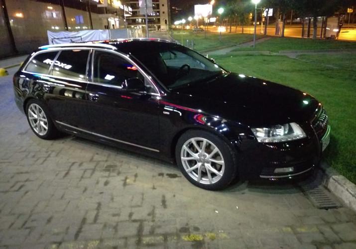 Audi A6 III, C6, S-line, 2010