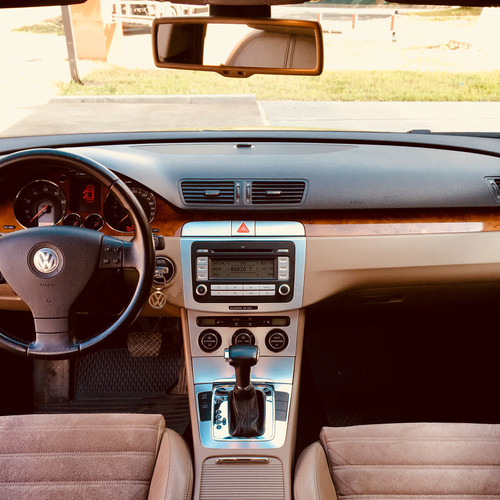 Volkswagen Passat B6, TSI, 2008