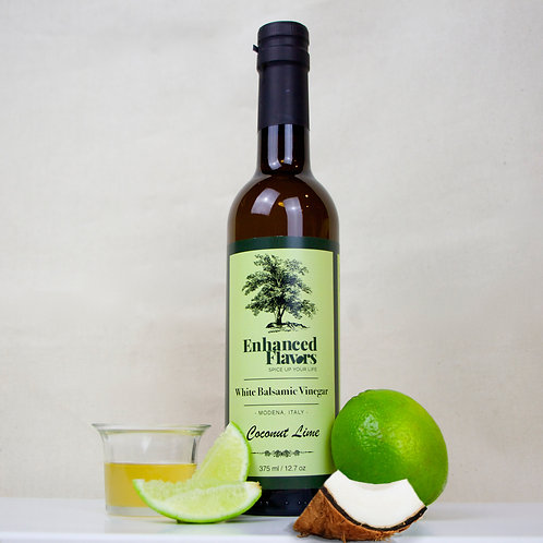 Coconut Lime White Balsamic