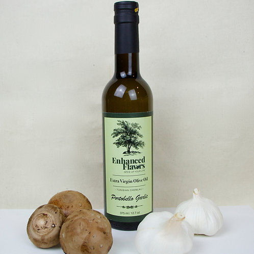 Portobello Garlic Olive Oil